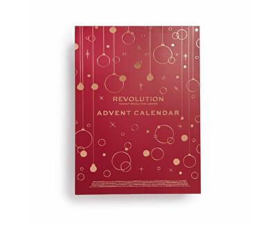 Adventní kalendář (Advent Calendar) - SLEVA - poškozená krabička