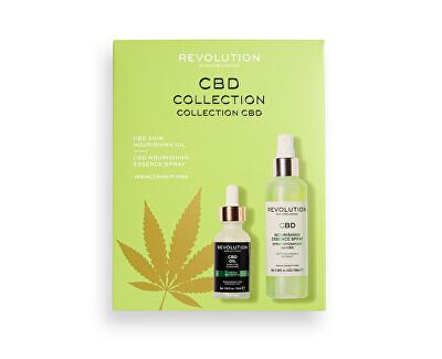 Dárková sada pleťové péče Revolution Skincare CBD Collection