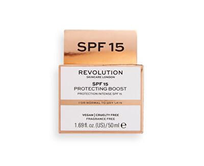 Cremă de zi pentru pielea normală si uscată SPF 15 (Moisture Cream Normal to Dry Skin) 50 ml