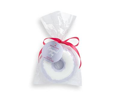 Koupelová bomba Caramel Pop Donut (Bath Fizzer) 150 g