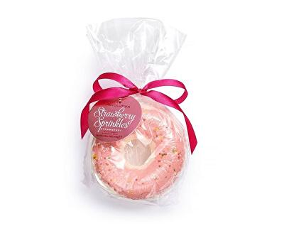 Koupelová bomba jahodová (Strawberry Sprinkles Bath Fizzer) 150 g