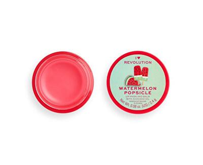Maska na rty s avokádovým olejem Watermelon Popsicle (Lip Mask and Balm) 2,4 g
