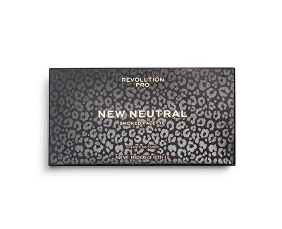Paletka 18 očních stínů New Neutral (Smoked Palette) 18 g