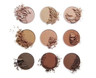 Paletka na tvář Makeup Obsession Throw Shade (Contour Palette) 9 x 2,2 g