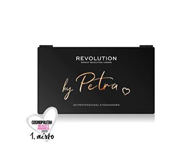 Paletka očních stínů by Petra (Eyeshadow Palette) 36 x 0,8 g - SLEVA - poškozená krabička
