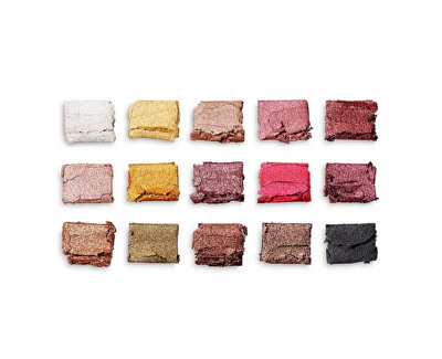 Paletka očných tieňov Foil Frenzy 5 x 1,1 g