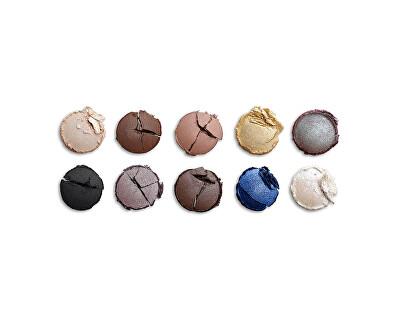 Paletka očních stínů Night & Day PRO (Colour Focus Palette) 15 g