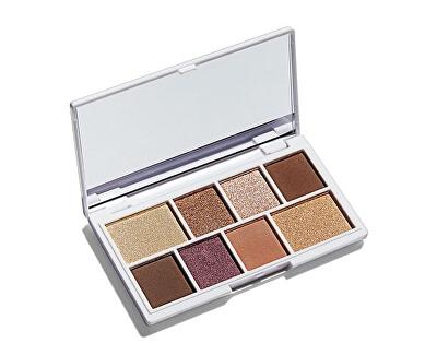 Paletka očních stínů Nudes Mini Chocolate (Nudes Mini Chocolate Palette) 10,2 g