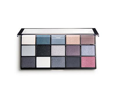 Paletka očních stínů Re-Loaded Blackout (Palette Blackout) 15 x 1,1 g