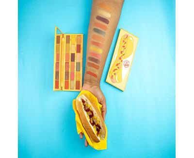 Paletka očních stínů Tasty Palette Hot Dog (Eye Shadow Palette) 22 g