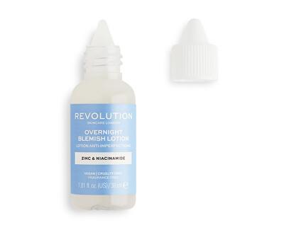 Péče o pleť Overnight Blemish Scincare (Lotion Anti-Imperfections) 30 ml