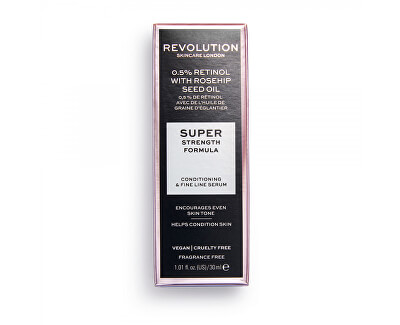 Pleťové sérum 0,5 % Retinol Extra Skincare (Conditioning & Fine Line Serum) 30 ml