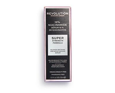 Pleťové sérum Extra 15 % Niacinamide Scincare (Blemish Refining and Moisturising Serum) 30 ml