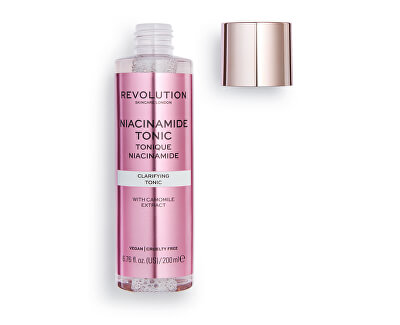 Pleťové tonikum Skincare Niacinamide (Clarifying Tonic) 200 ml