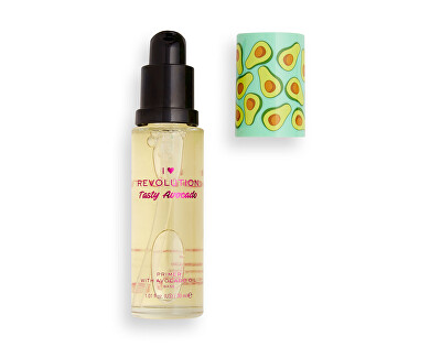 Podkladová báze pod make-up I♥Revolution Tasty Avocado (Primer with Avocado Oil) 30 ml