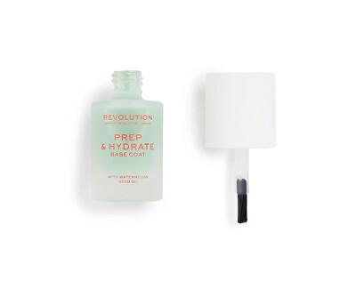 Podkladový lak na nehty Revolution (Prep & Hydrate Base Coat) 10 ml