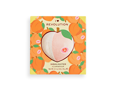 Iluminator Tasty 3D Peach 20 g