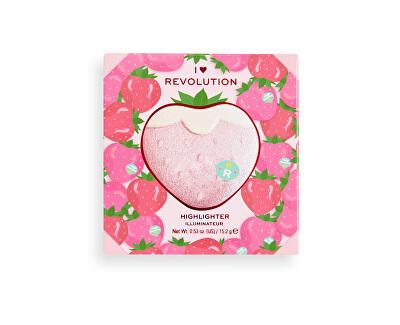 Rozjasňovač Tasty 3D Strawberry 15,2 g