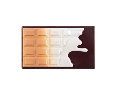 Rozjasňující a bronzující paletka na tvář (Mini Chocolate Bronze And Shimmer) 11 g