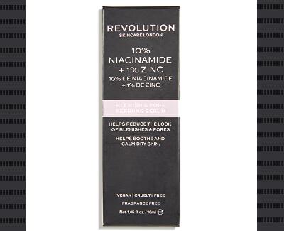 Sérum na rozšířené póry se zinkem (Blemish and Pore Refining Serum) 30 ml