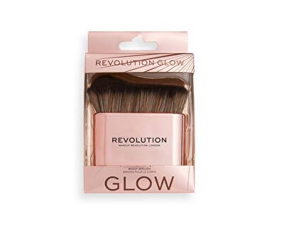 Štětec na tělo Revolution Glow (Body Blending) 1 ks