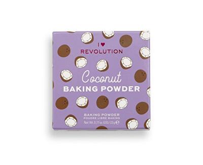 Sypký pudr Coconut (Loose Baking Powder) 22 g