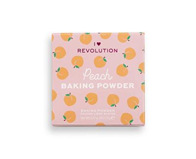 Sypký pudr Peach (Loose Baking Powder) 22 g