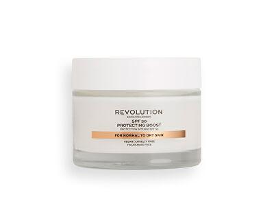 Hydratační denní krém pro normální a suchou pleť SPF 30 (Moisture Cream Normal to Dry Skin) 50 ml