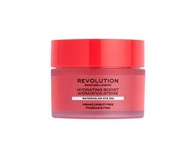 Gel de ochi Revolution Skincare Hydrating Boost (Watermelon Eye Gel) 15 ml