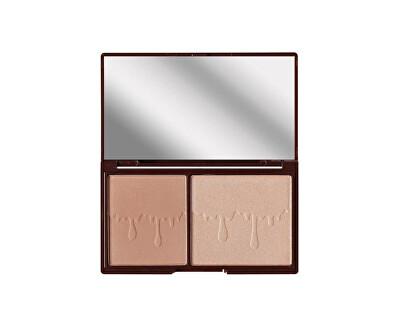 Paletka na tvář Chocolate Bronze and Glow 11 g