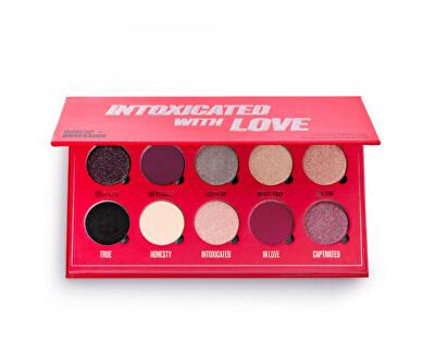 Paletka očních stínů Intoxicated By Love Obsession (Eye Shadow Palette) 13 g