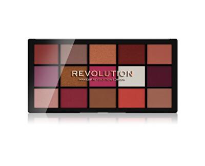 Paletka očných tieňov Reloaded Red Alert (Eye Shadow Palette) 15 x 1,1 g