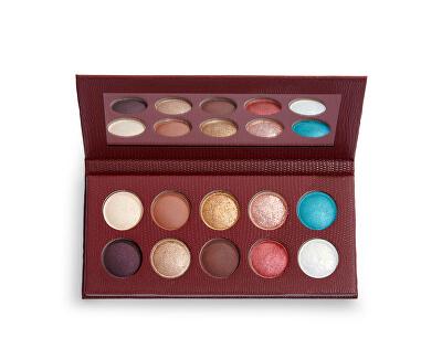 Paletka očních stínů Truth or Dare (Colour Focus Shadow Palette) 10 x 1,5 g