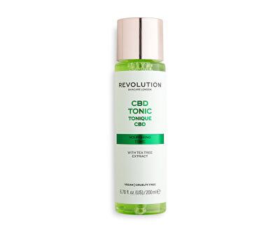 Pleťové tonikum CBD Tonic (Nourishing Tonic) 200 ml