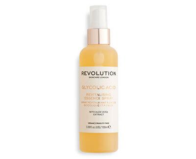 Pleťový sprej Glycolic & Aloe Scincare (Revitalising Essence Spray) 100 ml