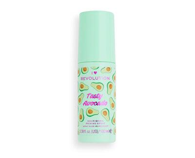 Bază sub machiaj I♥Revolution Tasty Avocado (Nourishing Priming Spray) 100 ml