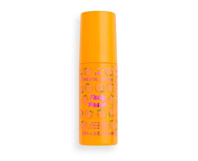 Podkladová báze pod make-up I♥Revolution Tasty Peach (Mattifying Priming Spray) 100 ml