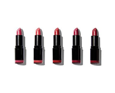 Sada rtěnek Matte Reds (Lipstick Collection) 5 x 3,2 g