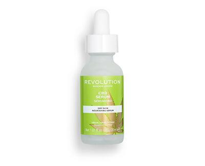 Sérum pro suchou pleť Revolution Skincare CBD Serum (Nourishing Serum) 30 ml