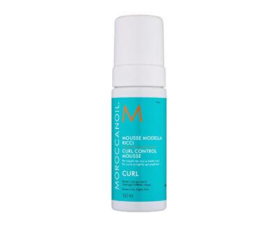 Stylingová pěna pro kudrnaté vlasy (Curl Control Mousse) 150 ml