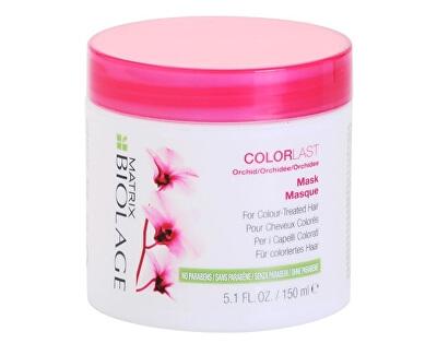 Matrix Maska pro barvené vlasy (Colorlast Mask Orchid)