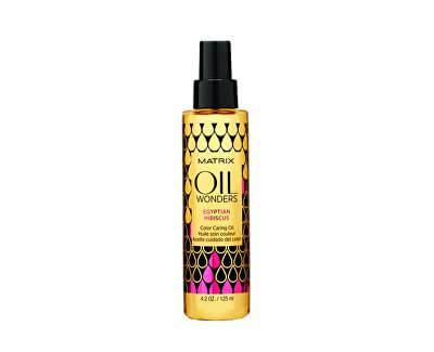 Přírodní olej pro barvené vlasy Egyptian Hibiscus (Oil Wonders Color Caring Oil)
