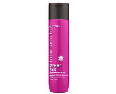 Šampon pro barvené vlasy Total Results Keep Me Vivid (Pearl Infusion Shampoo) 300 ml