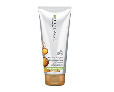 Víceúčelový olejový krém na vlasy Advanced Oil Renew System (Multi-Tasking Oil In Cream) 200 ml