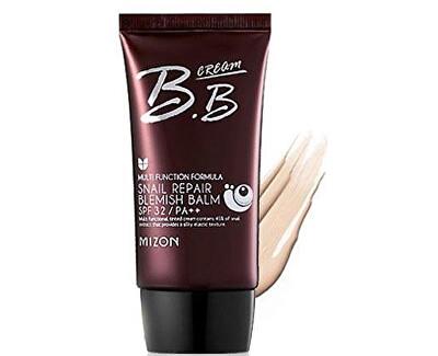 Mizon BB krém s filtrátom hlemýždího sekrétu 45% SPF 32 (Snail Repair Blemish Balm) 50 ml