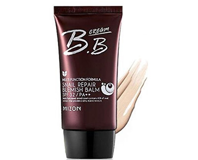 BB krém s filtrátem hlemýždího sekretu 45% SPF 32 (Snail Repair Blemish Balm) 50 ml