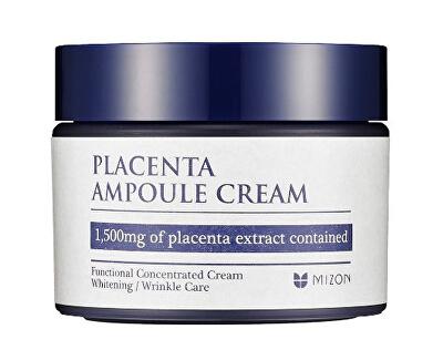 Pleťový krém s obsahem 1500 mg Placenty (Placenta Ampoule Cream) 50 ml