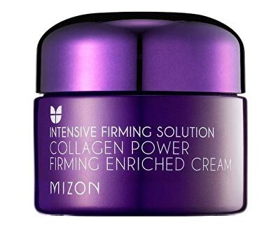 Mizon Zpevňující krém s obsahem 54% mořského kolagenu (Collagen Power Firming Enriched Cream) 50 ml
