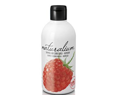 Naturalium Šampon a kondicionér Malina 400 ml