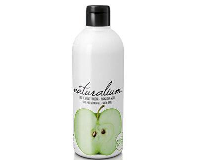 Naturalium Sprchový gel Zelené jablko 500 ml